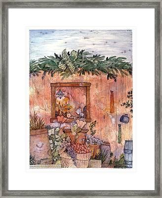 Sukkot Framed Print