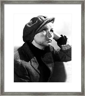 Sullivans Travels, Veronica Lake, 1941 Framed Print