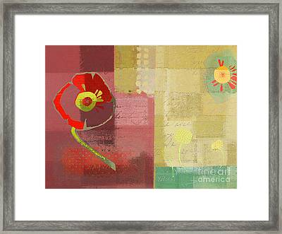 Summer 2014 - C28aj094097097 Framed Print by Variance Collections