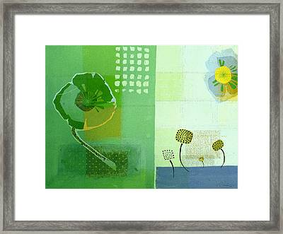 Summer 2014 - J103112106eggr2 Framed Print by Variance Collections