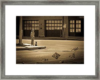 Summer Afternoon Framed Print by Bob Orsillo