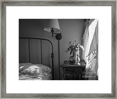 Summer Afternoon Nap Framed Print