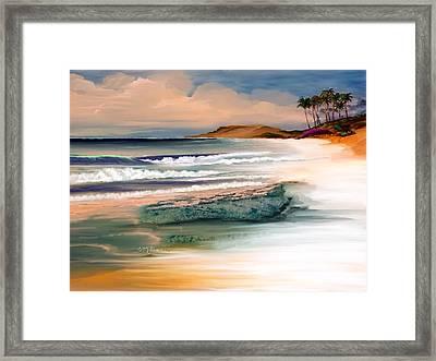 Summer Framed Print by Anthony Fishburne