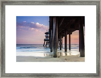 Summer Bliss Framed Print