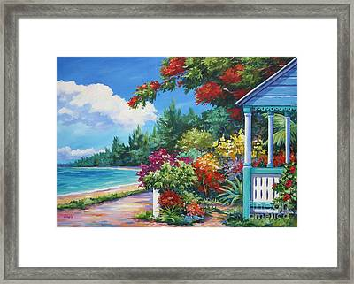 Summer Colors Framed Print by John Clark