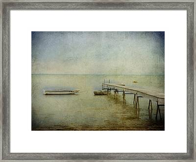 Summer Dawn Framed Print by Susan Kimball