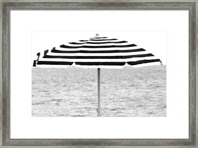 Framed Print featuring the photograph Summer Days by Raymond Earley