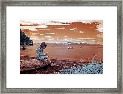 Summer Days Framed Print