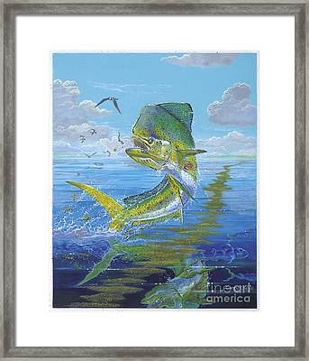 Summer Doldrums Off0015 Framed Print by Carey Chen