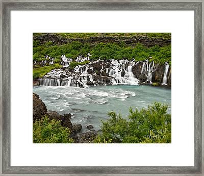 Summer Flow Framed Print by Royce Howland