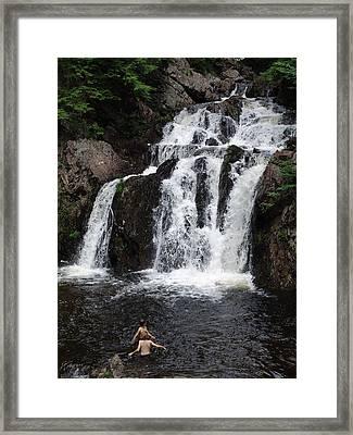 Summer Fun Framed Print by Janet Ashworth