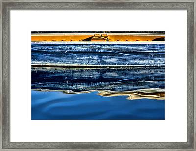 Framed Print featuring the photograph Summer Fun by Tammy Espino