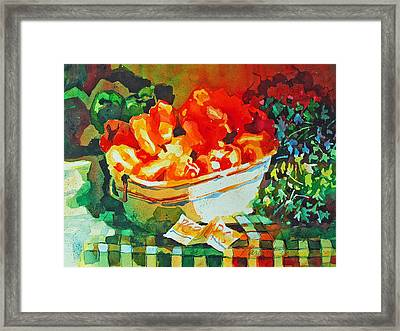 Summer Harvest Framed Print