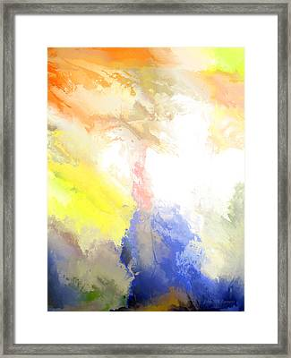 Summer II Framed Print