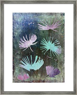 Summer Joy - 28at2 Framed Print by Variance Collections
