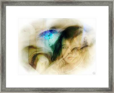 Summer Leaves Framed Print by Gun Legler