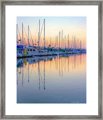 Summer Light Framed Print by Heidi Smith