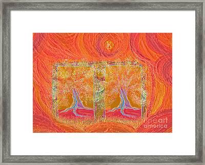 Summer Love By Jrr Framed Print by First Star Art