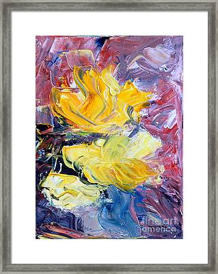 Summer Love Framed Print by Teresa Wegrzyn