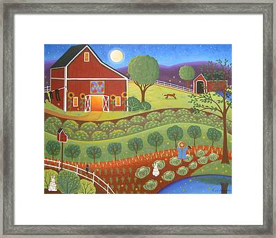 Summer Magic Framed Print by Mary Charles