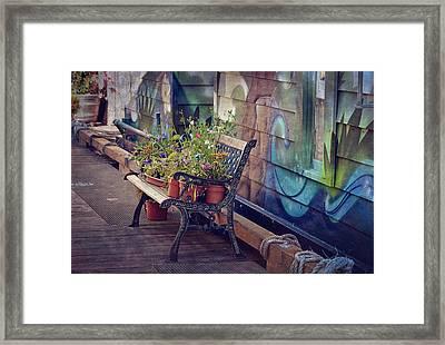 Summer Memories Framed Print by Maria Angelica Maira