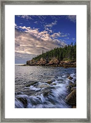 Summer Morn Framed Print