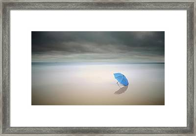 Summer Rain Framed Print by Paulo Dias