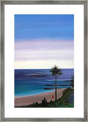 Summer Samba Framed Print by Hunter Jay