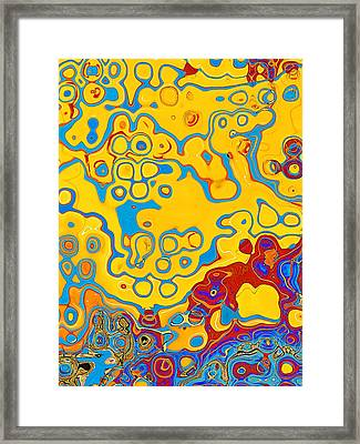 Summer Framed Print by Wendy J St Christopher