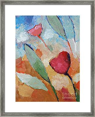 Summerbreeze Framed Print by Lutz Baar