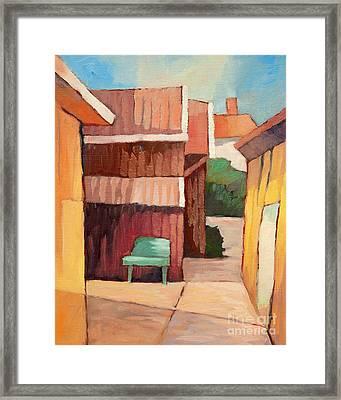 Summerfeeling Framed Print by Lutz Baar