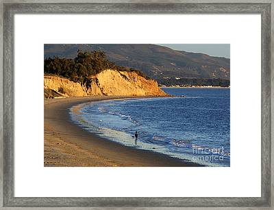Summerland Framed Print