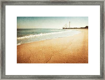 Summers Past Framed Print