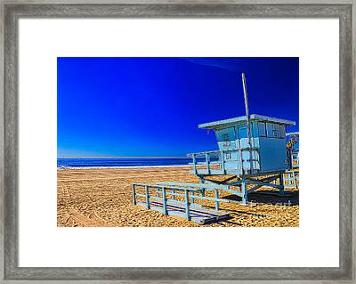 Summers Sentinels 1 Framed Print