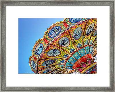 Summertime Classic Framed Print by Heidi Smith