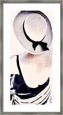 Summertime Framed Print by Linda  Parker