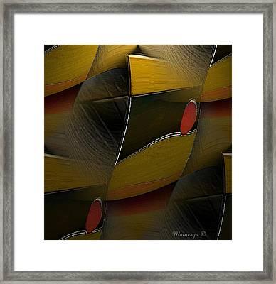 Sun-ab-2 Framed Print