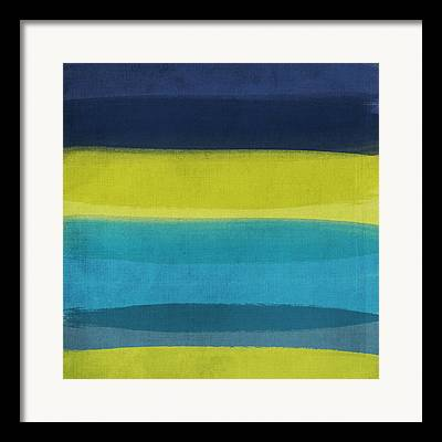 Surf Framed Prints