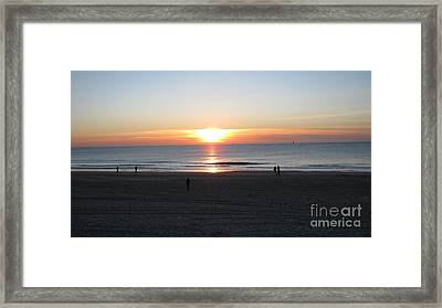 Sun Angel 3 Framed Print