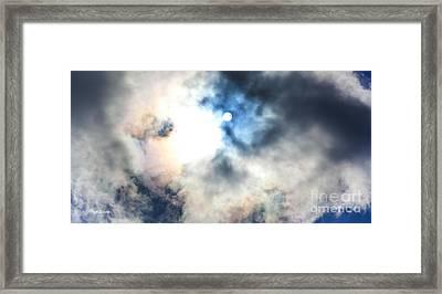 Sun Glow Framed Print
