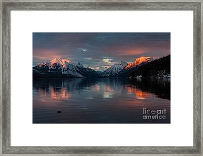 Framed Print featuring the photograph Sun Kissed 3 by Katie LaSalle-Lowery