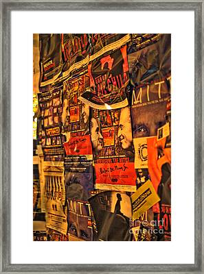 Sundance 2014 Movie Posters Framed Print