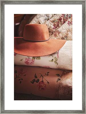 Framed Print featuring the photograph Sunday Afternoon by Amy Weiss