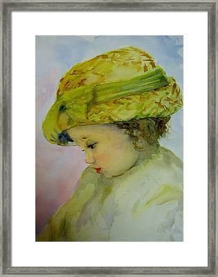 Sunday Best Framed Print