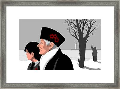 Sundays  Framed Print by Tom Dickson