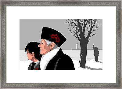 Sundays  Framed Print by Tom Dickson