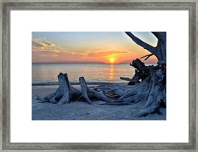 Sundown Framed Print by Bob Jackson
