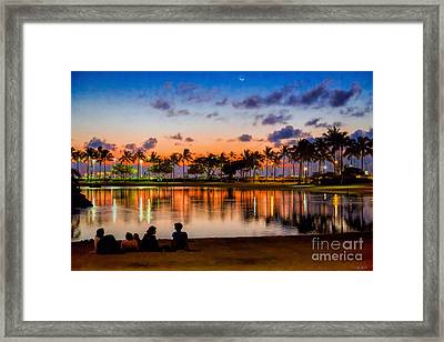 Sundowners Framed Print by Jon Burch Photography