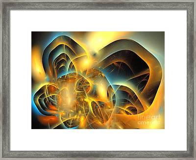Sunflower Framed Print by Kim Sy Ok