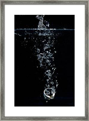 Sunken Love Framed Print